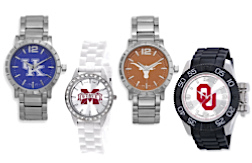 Collegiate Team Watches