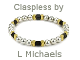 L Michaels Magnetic Bracelets