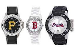 MLB Licensed Jewelry and Watches