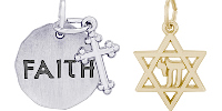 Religious Engravable Charms