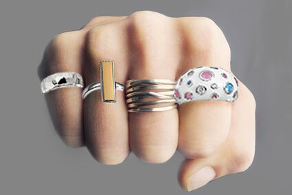 Sterling Silver Rings are hugely popular!