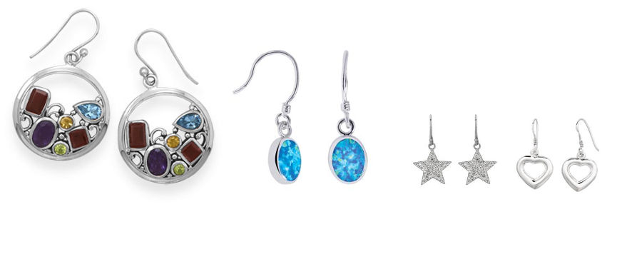Huge selection of stylish, adorable dangle and drop earrings.