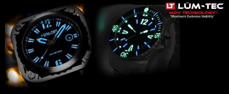 Lum-Tec Watches