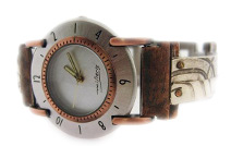 WatchCraft watches by Eduardo Milieris are extraordinary, wearable pieces of exquisite art
