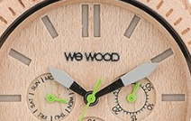 WeWood watches are made of wood, and are totally unique!
