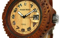 Wooden watches are an extremely unique gift idea -- and they're on sale at BillyTheTree!
