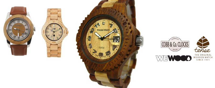Wooden watches are an incredibly unique and stylish gift idea!
