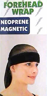Magnetic Forehead Wrap (F-34010)