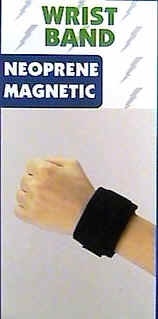 Magnetic Wrist Band (WB-34020)