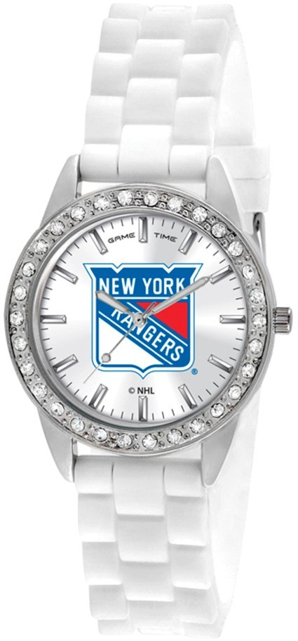 Ladies NHL New York Rangers Frost Watch