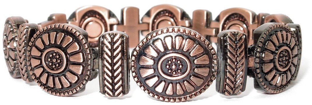 Copper Ladies - Magnetic Therapy Bracelet (CLN-3) - New!