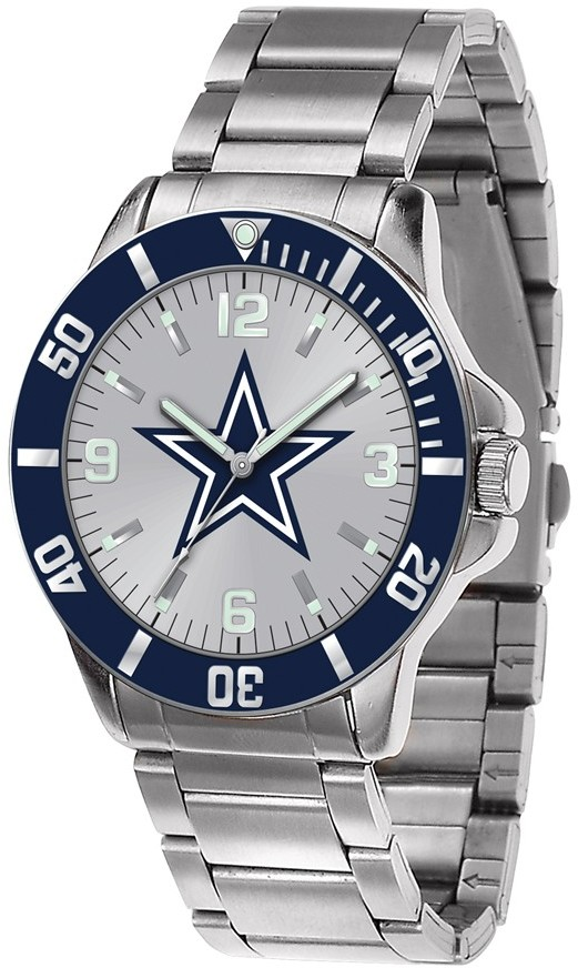 Nfl Dallas Cowboys Sparo Key Mens Watch