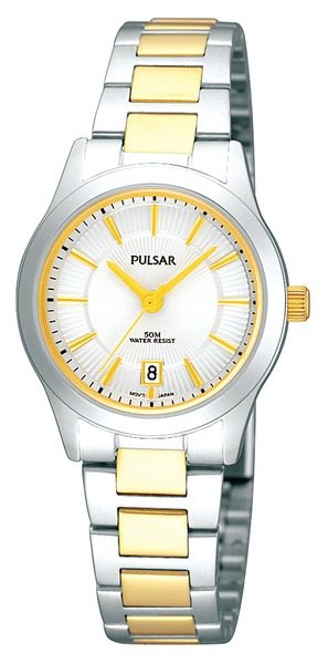 Pulsar Dress PH7165X - Quartz Pulsar Watch (Womens) - DISCONTINUED