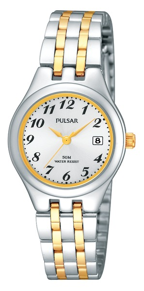 Pulsar Dress PH7237X - Quartz Pulsar Watch (Women's) - DISCONTINUED