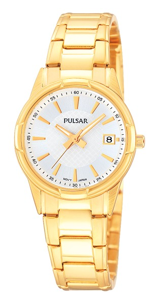 Pulsar Dress Sport PH7310 - Quartz Pulsar Watch (Women's) - DISCONTINUED