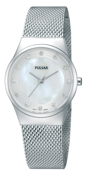 Pulsar Swarovski Crystal PH8053 - Quartz Pulsar Watch (Women's)
