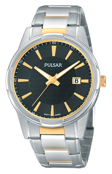 Pulsar Dress PH9015 - Quartz Pulsar Watch (Mens) - DISCONTINUED