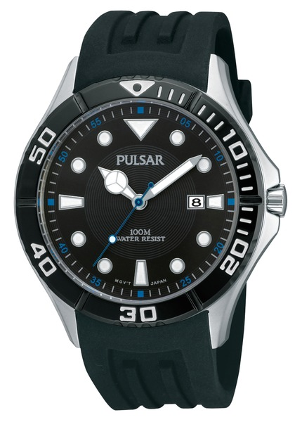 pulsar calculator watch instructions