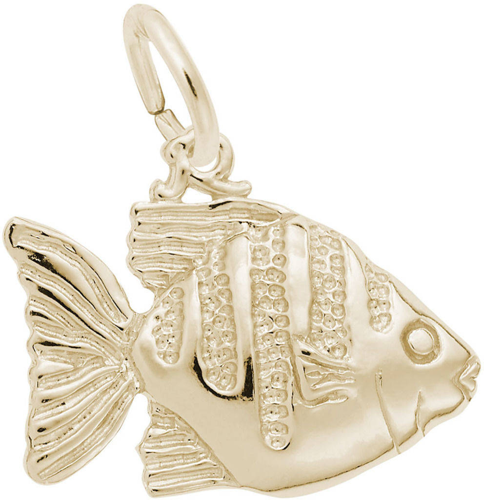 Sunfish Charm (Choose Metal) by Rembrandt