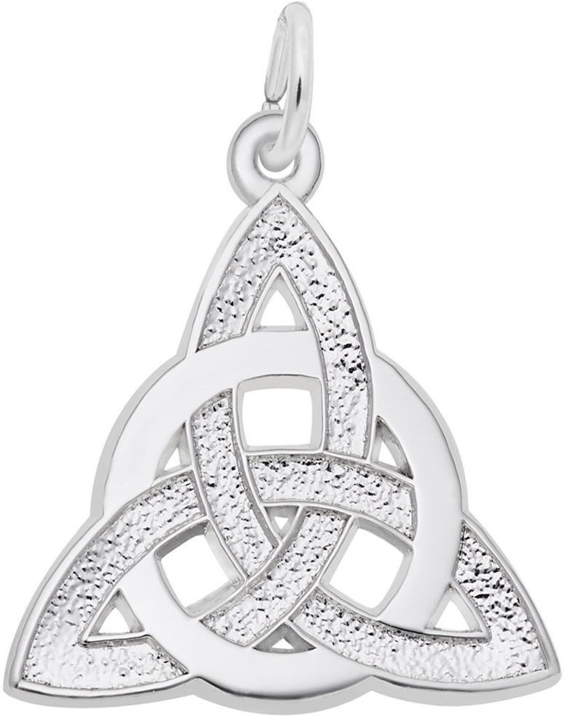 Celtic Circle Of Life Charm (Choose Metal) by Rembrandt