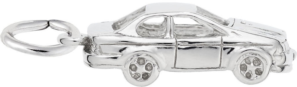 Sport Compact Car Charm (Choose Metal) by Rembrandt