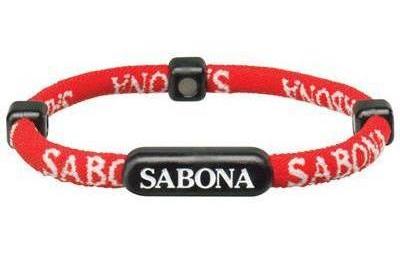 Sabona Athletic Bracelet - Red