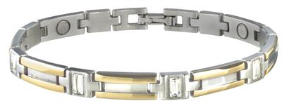 Sabona Lady Executive Gem Duet Magnetic - Ladies Executive Bracelet