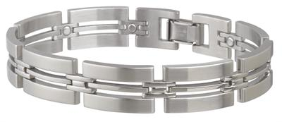 Sabona Imperial Stainless Magnetic Bracelet - Men's Executive Bracelet