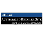 BillyTheTree.com is an authorized Seiko reseller. You are strongly advised to purchase Seiko watches ONLY from authorized dealers!