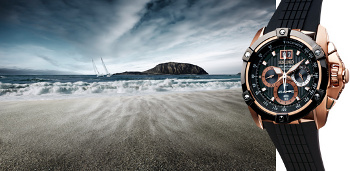 Seiko Velatura Watches were designed for those who'd rather be on the ocean than on land