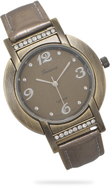Bronze Color Fashion Watch