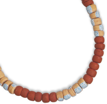 "9""+1""Multicolor Coco Bead Fashion Anklet - DISCONTINUED"