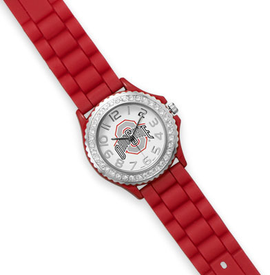 Collegiate Licensed Ohio State University Ladies' Fashion Watch