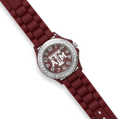 Collegiate Licensed Texas A&M Ladies' Fashion Watch