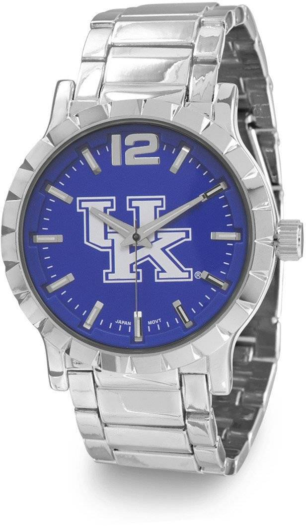 Collegiate Licensed University of Kentucky Mens Fashion Watch