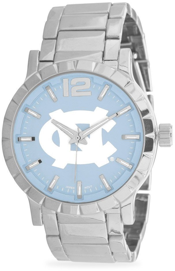 Collegiate Licensed University of North Carolina Mens Fashion Watch