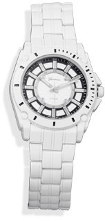 White Metal Men's Fashion Watch
