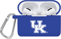 Kentucky Wildcats Silicone Case Cover Compatible with Apple AirPods PRO Battery Case - Royal Blue