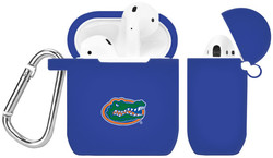 Florida Gators Silicone Case Cover Compatible with Apple AirPods Battery Case - Royal Blue