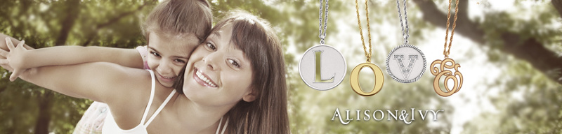 Alison and Ivy customized jewelry is all about you!