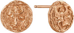 Ania Haie Rose Gold-Plated Sterling Silver Boreas Stud Earrings