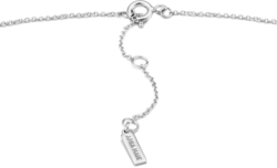 2.36 Ania Haie Rhodium-Plated Sterling Silver Extender Chain