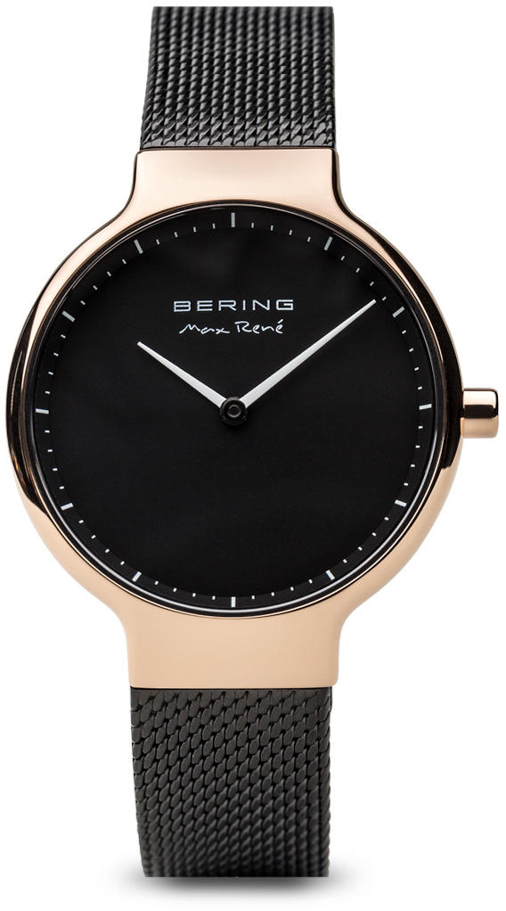 1f59050e6 Bering Time Watch - Max Rene - Womens Polished Rose Gold-Tone 15531-262