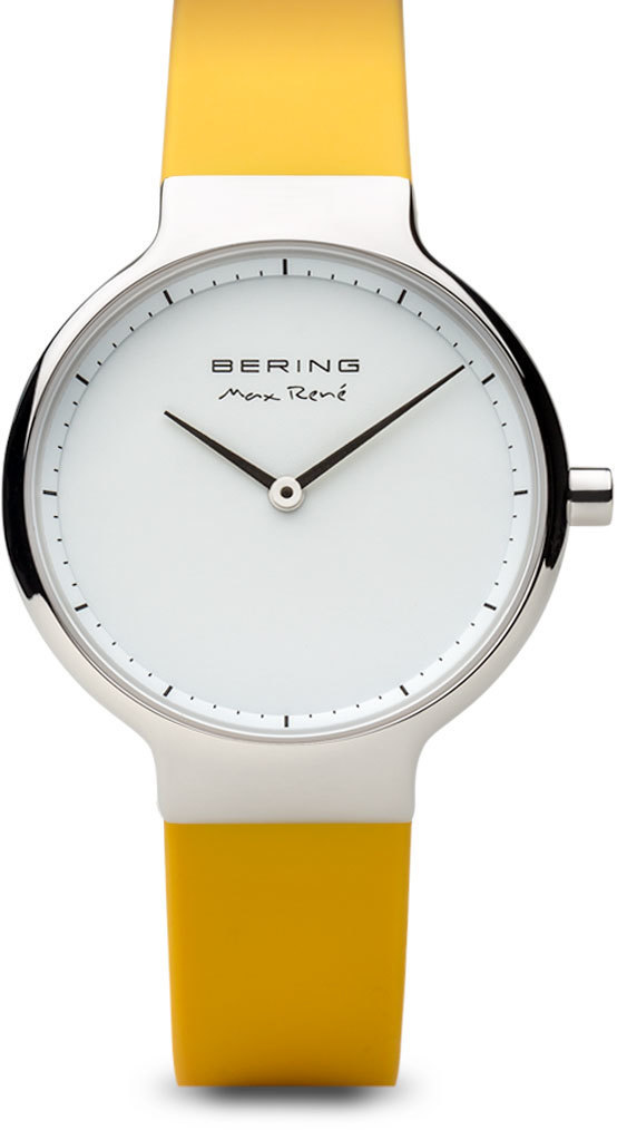 Bering Time Watch - Max Rene - Womens Polished Silver-Tone 15531-600