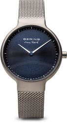 Bering Time Watch - Max Rene - Womens Brushed Grey 15531-077