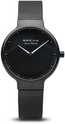 Bering Time Watch - Max Rene - Womens Black Matte 15531-123