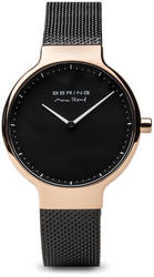 Bering Time Watch - Max Rene - Womens Polished Rose Gold-Tone 15531-262
