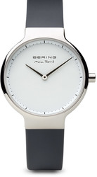 Bering Time Watch - Max Rene - Womens Polished Silver-Tone 15531-400