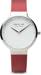 Bering Time Watch - Max Rene - Womens Polished Silver-Tone 15531-500