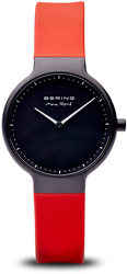 Bering Time Watch - Max Rene - Womens Black Matte 15531-523